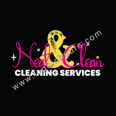cleaning company logo design in texas